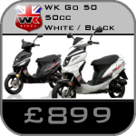 WK go 50cc Scooter
