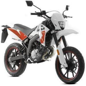 Lexmoto LSM 50cc Motorcycle