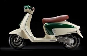Lambretta LN125 - Green