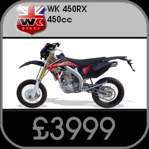 Wk 450RX Supermoto