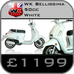 WK Bellissima 50cc Scooter