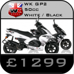 WK GP 2 Scooter