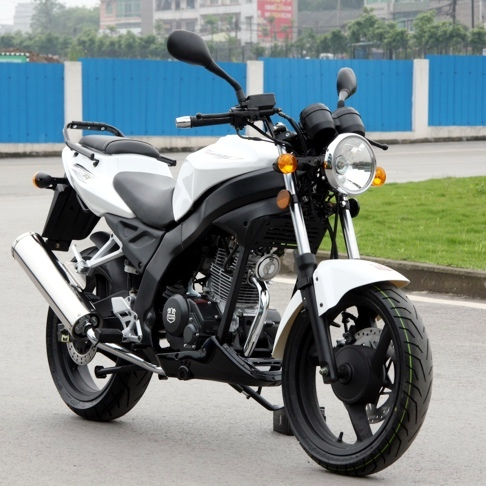Wk 125 R Motorcycle for Sale - white