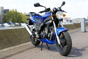 Blue WK 125 R for sale