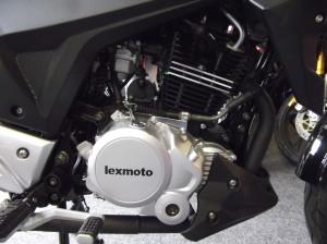 Lexmoto ZSX 125 Black 4