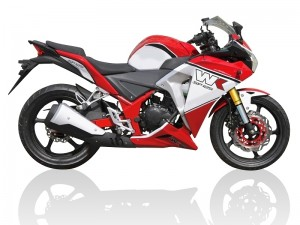 WK SP125 125cc Super Sport Motorcycle