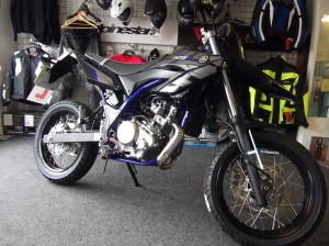 Yamaha WRX 125 - Black