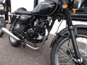 Sinnis Cafe Racer