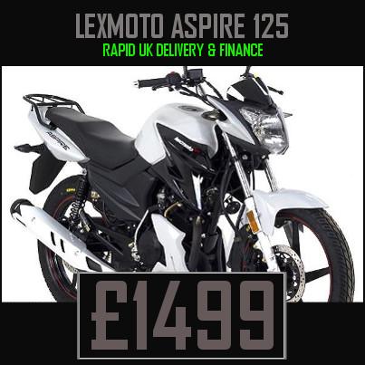 Lexmoto Aspire for sale