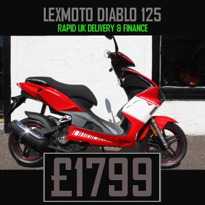 Lexmoto Diablo 125