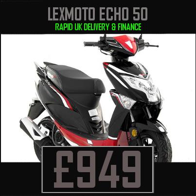 Lexmoto Echo for sale
