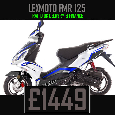 Lexmoto FMR 125 for sale