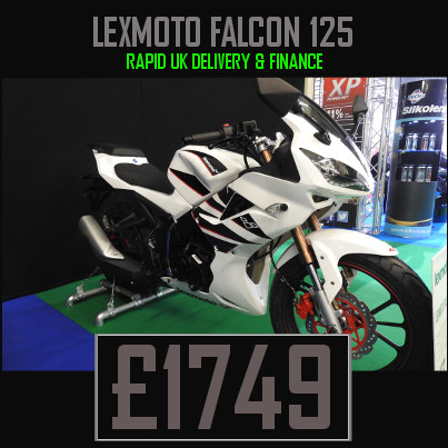 Lexmoto Falcon 125cc