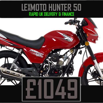 Lexmoto Hunter 50