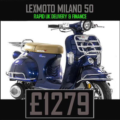 Lexmoto milano 50
