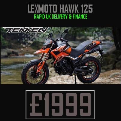 Lexmoto Tekken 125
