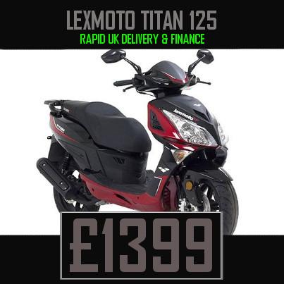 Lexmoto Titan