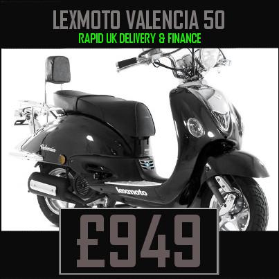 Lexmoto Valencia