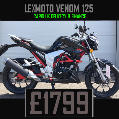 Lexmoto Venom for sale