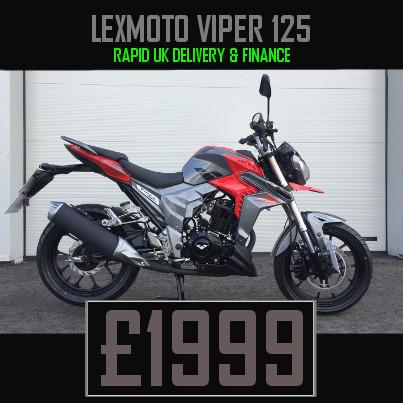 Lexmoto Viper 125cc