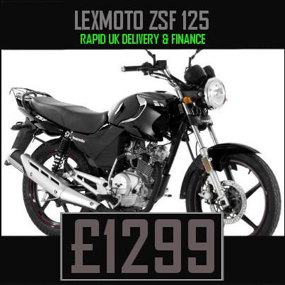 Lexmoto ZSF 125cc