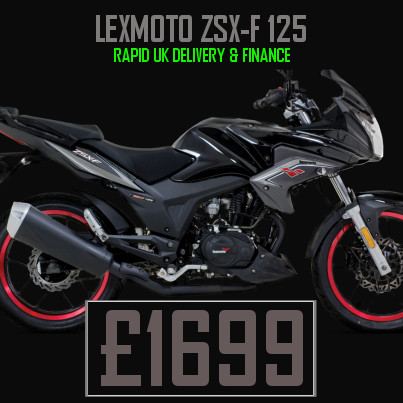 Lexmoto ZSX F 125cc