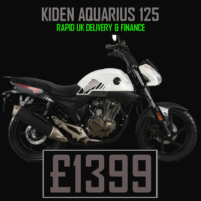 Kiden Aquarius 125cc