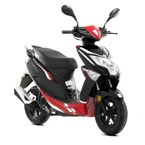 Lexmoto Echo 50 - Black Red 1