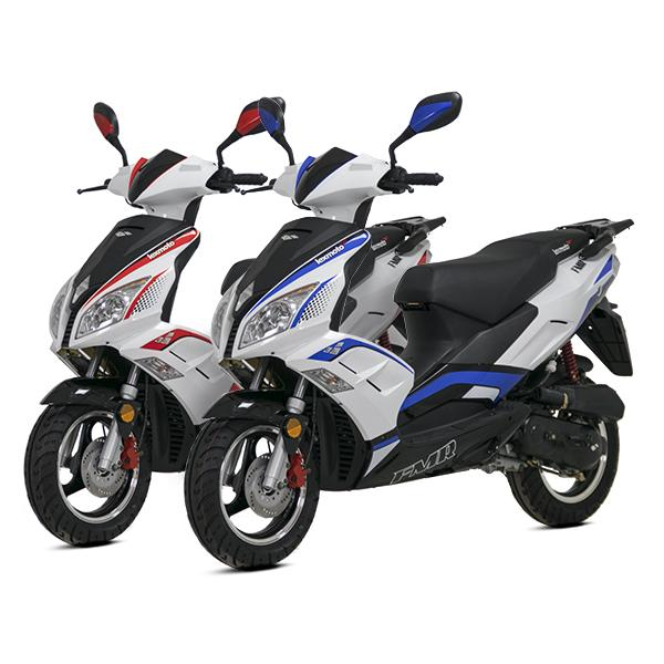 Lexmoto FMR Both Colours