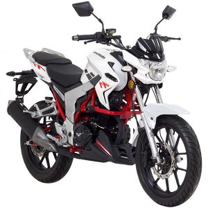 Lexmoto Venom Efi 125 125 Grey/Red