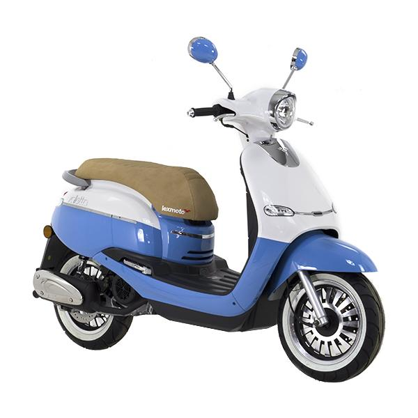 lexmoto valletta 125 125cc scooter delivered nationwide. Black Bedroom Furniture Sets. Home Design Ideas