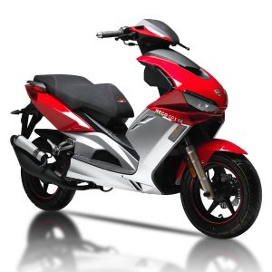 Neco GPX 4T AC 125 125 Red