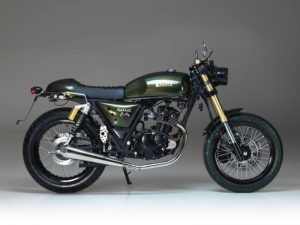Bullit Spirit 125 - Racing Green