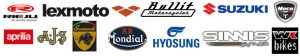 brands of motorcycles we supply
