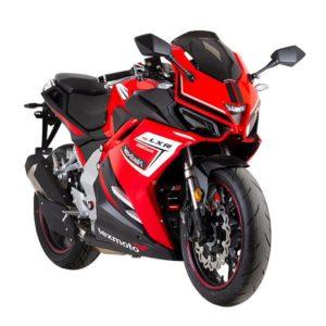 Lexmoto LXR 380 Red 1