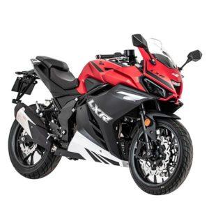 Lexmoto LXR Red Black - Euro 5 4