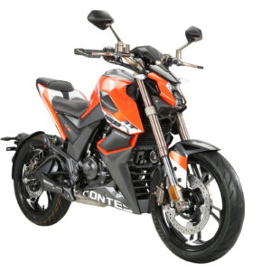 Zontes ZT125-U Orange 2