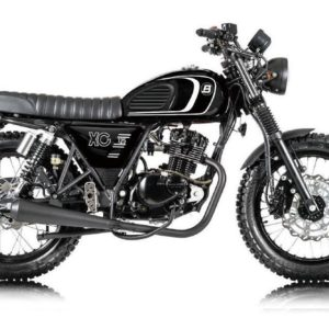 Bullit Hunt XC 125 - Black