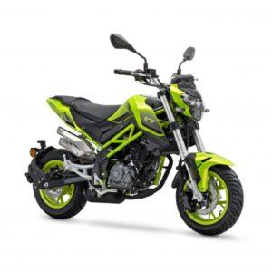 Benelli TNT 125 125cc Flash Green