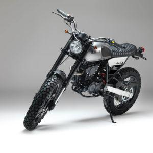 Bullit Hero 50 50cc Titanium