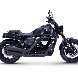 Bullit V-Bob 250 250cc Matt Black