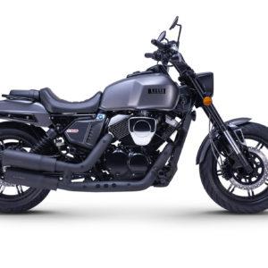 Bullit V-Bob 250 250cc Matt Grey