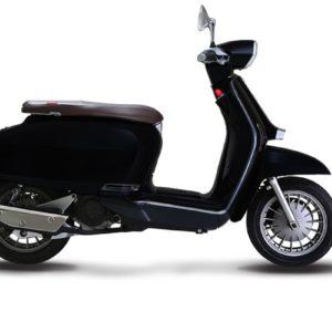 Lambretta V 50 Special Flex Fender 50cc Black
