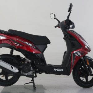 MGB A9 50 50cc Red