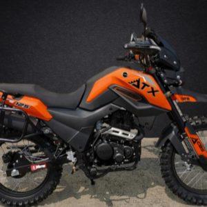 MGB ATX 125 Adventure 125cc Orange