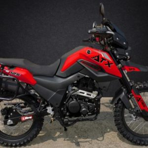 MGB ATX 125 Adventure 125cc Red