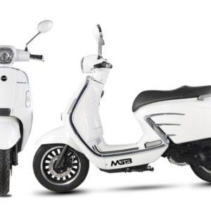 MGB Trieste 50 50cc White
