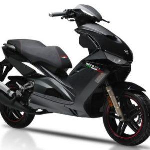 Neco GPX 50 50cc Black