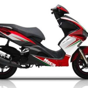 Neco GPX 50 50cc Racing Red