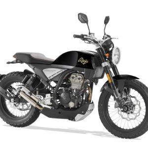 Rieju Century 125 125cc Black
